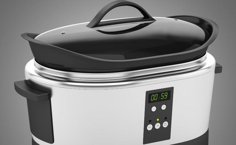 cuiseur vapeur pour préparer des légumes